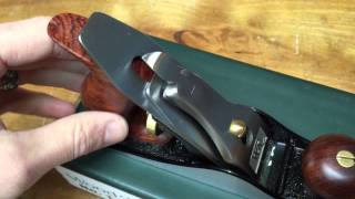 Wood River V3 #1 Bench Plane First Look