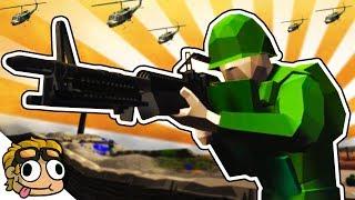 AMAZING VIETNAM WAR MOD PACK! | Ravenfield Weapon and Vehicle Mod Beta Gameplay