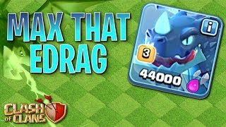MAX ELECTRO DRAGONS!  Fix that Engineer ep38 | Clash of Clans