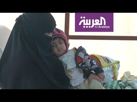 الكوليرا مجددا في مناطق سيطرة الحوثيين  - نشر قبل 2 ساعة