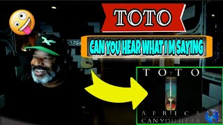 Toto - Can You Hear What I'm Saying - Producer Reaction