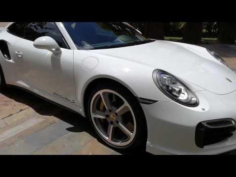 ECO-Solutions: Porsche 911 Turbo S
