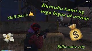 KUMUHA KAMI NG MGA BIGAS DITO SA FACTORY NG BILLIONAIRE CITY