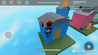 Roblox Gameply horrific house