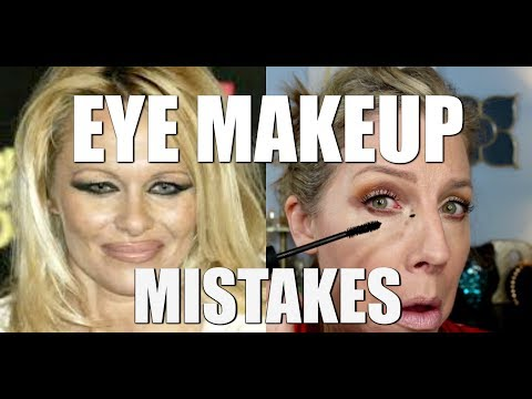 EYE MAKEUP MISTAKES I USED TO MAKE