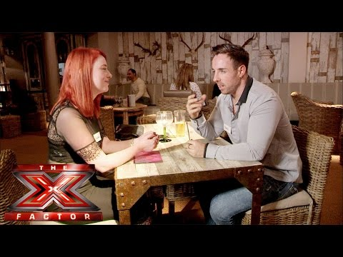 speed dating x factor