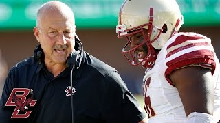 Boston College Football 2018 Preview