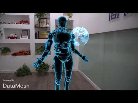 [Preview] DataMesh Build 2018 MR+AI