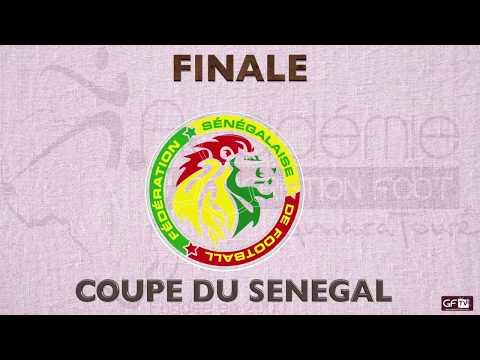 FINALE COUPE SENEGAL :  Génération Foot 2   0 Renaissance de Dakar