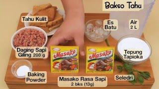 Dapur Umami - Bakso Tahu
