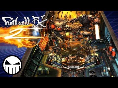 Doom - Pinball FX2 (Steam) - Crow Pinball
