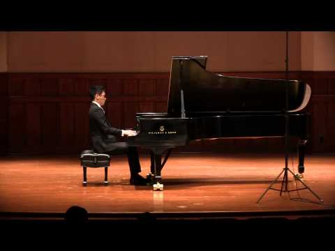 Scherzo No,1 In B-Minor, Op.20 F.Chopin /pianist  Somang Jeagal