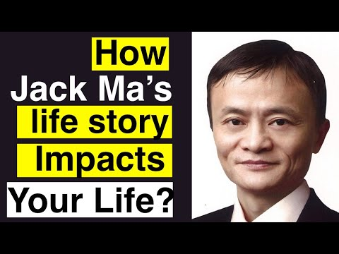 Jack Ma's Life Story Will Change Your Life (MUST WATCH)
