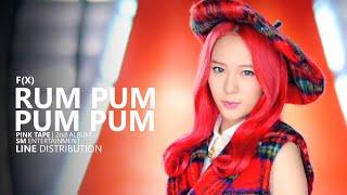 | Throwback Thursday | F(X) 에프엑스 - RUM PUM PUM PUM 첫 사랑니 | L…