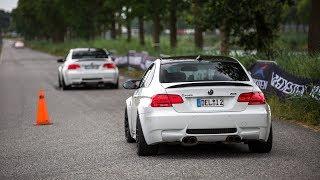 G-Power BMW M3 E92 - LOUD Revs & Accelerations !