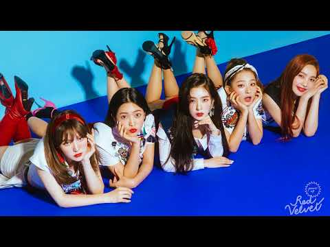 Red Velvet - Power Up (Backup Vocals)