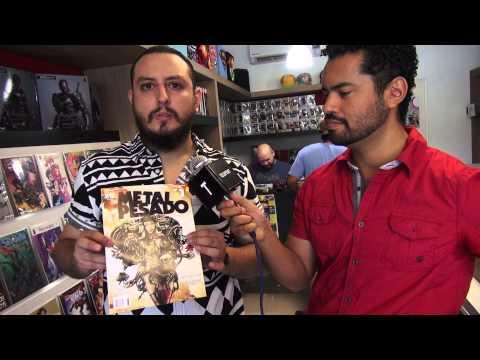 Presentación de METAL PESADO, la revista HEAVY METAL en español.