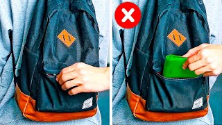 34 TRAVEL HACKS THAT WILL DIVIDE YOUR LIFE INTO BEFORE AND AFTER