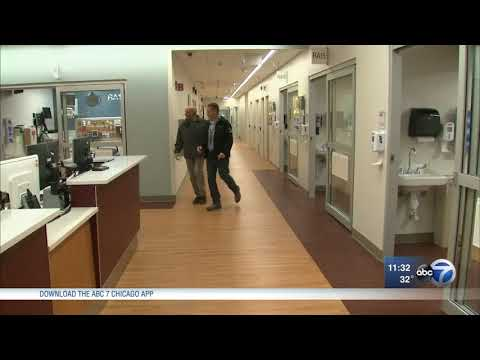 University of Chicago Trauma Center competed