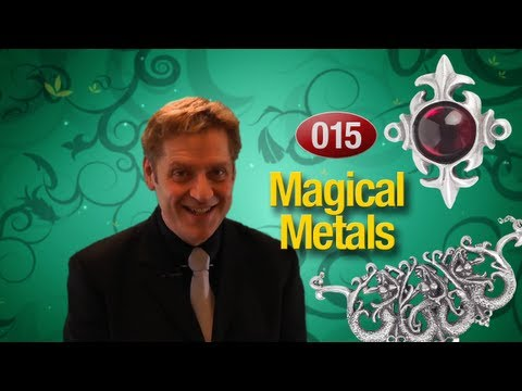 The Magic Minute 015 -  Magical Metals