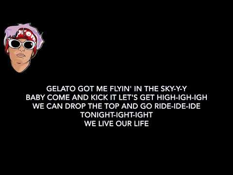 "Supreme Patty - ""Gelato"" Lyrics"