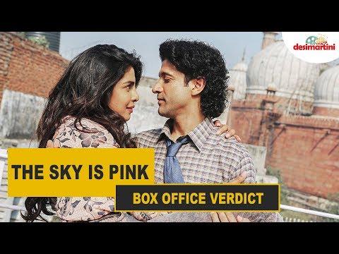 The Sky Is Pink - Box Office Verdict | Priyanka C J, Farhan A, Zaira W, Rohit S | #TutejTalks