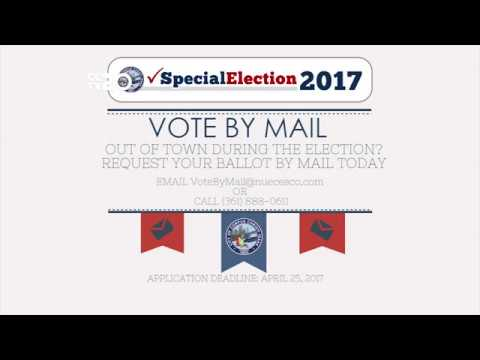 Special Election Early Voting