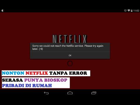 Top 10 Cara Terbaru Nonton Netflix di Indihome & Telkomsel Pakai HP Android, Laptop & iPhone 2020!.
