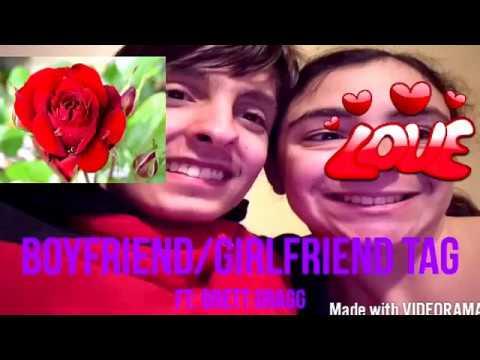 Boyfriend/Girlfriend Tag Ft: Brett Gragg (153rd Vlog) |Hannah Mayer| Hannah Mayer