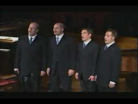 Reprise Quartet - Because I Have Been Given Much