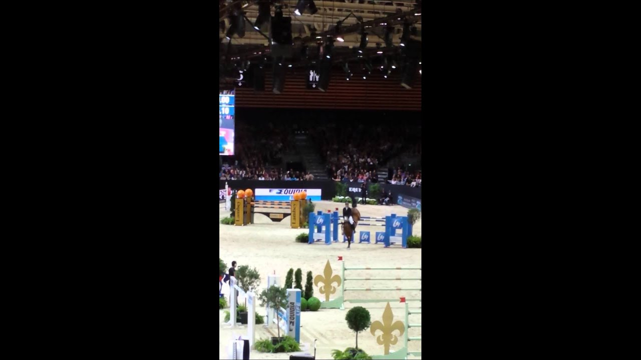 Finale du championnat du monde de saut d 39 obstacle youtube - Coupe du monde de saut d obstacle ...
