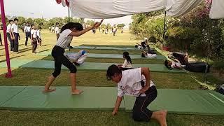 Khel Gaon martial arts academy