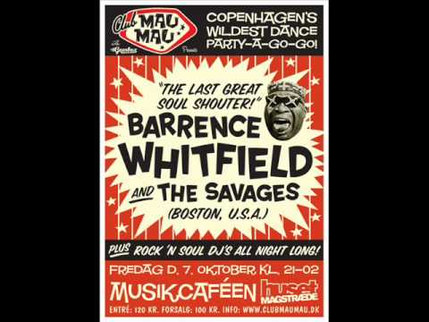 Barrence Whitfield and the Savages - Bad Girl