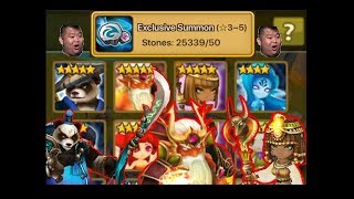Download [Summoners War] 25,000 Summoning Stones for Mo Long and Hathor!!!!! RTA STARTER PACK! Mp3 and Videos