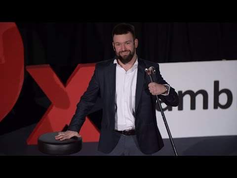 The Point of No Return | Tedy Necula | TEDxCambridgeSchoolofBucharest