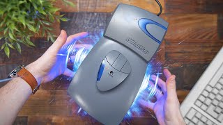 Revisiting Logitech's FIRST Gaming Mouse!