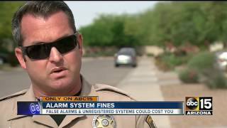 Authorities: Registration helps cut down on home security false alarms