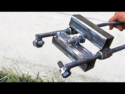 NEW ANGLE GRINDER HACK HOMEMADE TOOLS