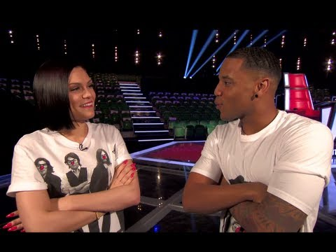 Jessie J dares Reggie Yates to take on the marshmallow challenge | Red Nose Day 2013