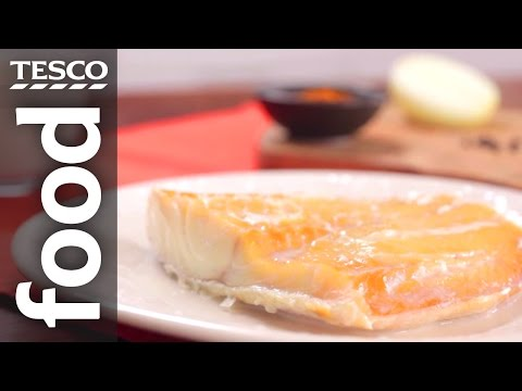 How To Poach Fish In Milk | Tesco Food