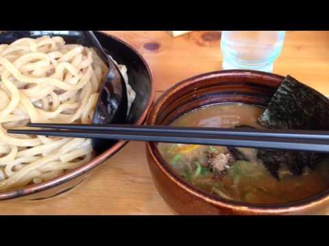ramen(tsukemen)-at-tokyo-japan