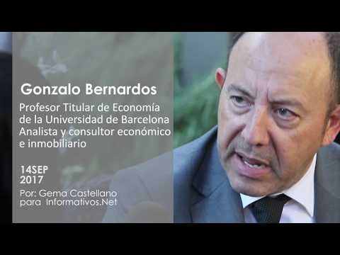 Entrevista a Gonzalo Bernardos: ¿Es viable, financieramente,  una Cataluña independiente?