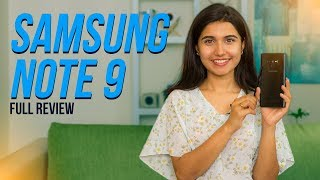 Samsung Galaxy Note 9 Full Review: After 1 month