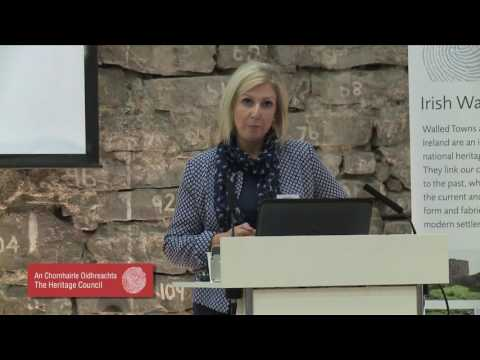 Developing a visitor experience in the Youghal Clock Gate Tower - Aileen Murray