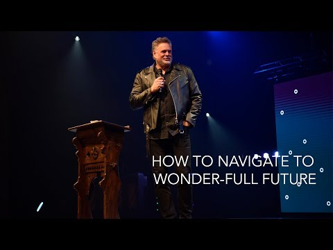 Keith Craft | Christmas Is... | How to Navigate to WONDER-Full Future
