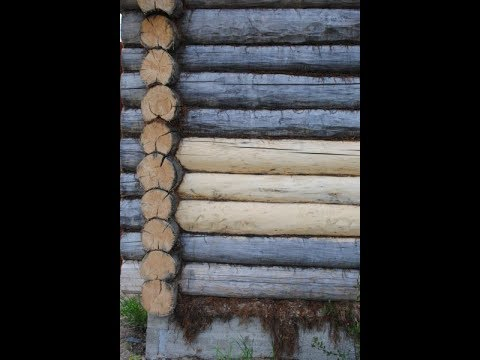 Вопрос: Как почистить неотделанную древесину?