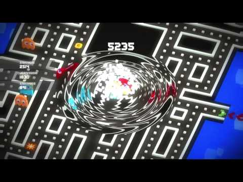 PAC-MAN 256 (PS4) - Gameplay 2: Multiplayer