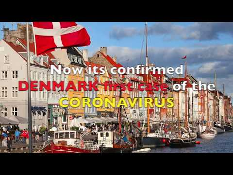 BREAKING NEWS: Denmark first case of Coronavirus / Life in Denmark