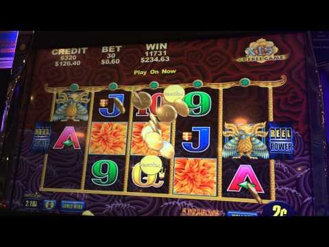 Australian poker machine wins