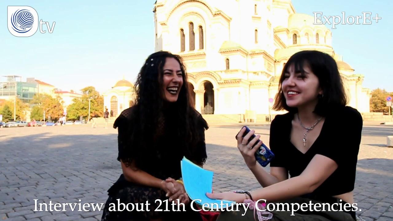 EXPLORE+   21th Century Competencies